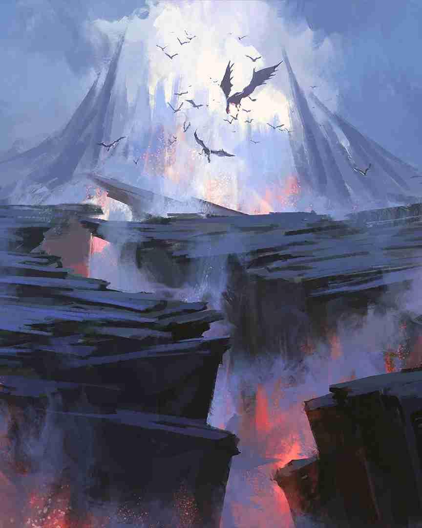 Yuvulkan Kingdom Formation